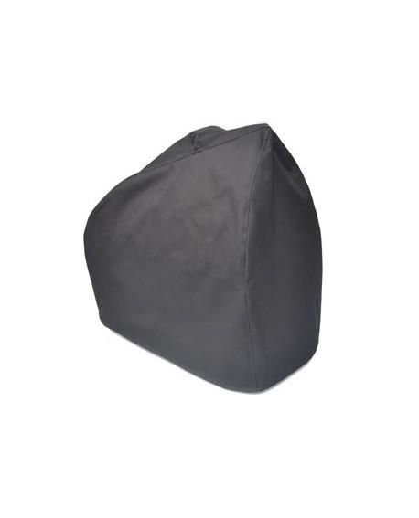 Magma zwart gecoat + onderplaat + hoes