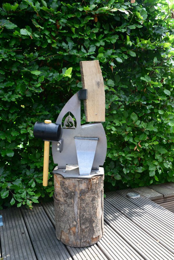 Magma Houtklover incl. hamer + hamerhouder