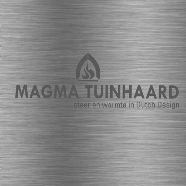 Gravure op uw Magma haard