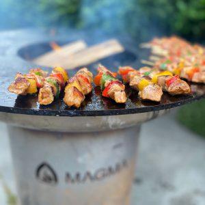 Magma grillring